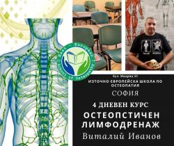 Остеопатичен лимфодренаж